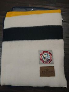 Pendleton Glacier Park Natiomal Park Blanket 66x90 Made in USA!!