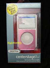Griffin Centerstage Case 5G iPod video 30GB 60GB PINK
