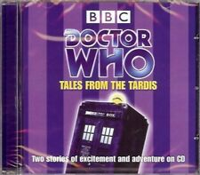 BBC: Doctor Who - Tales From The Tardis - Hörbuch CD/Audiobook, NEW, OVP