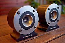 Vintage REALISTIC 40-13108 SUPER TWEETER PAIR Speakers - Made in Japan