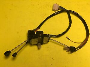Alfa Romeo Alfetta Turn Signal Combination Switch Devio Luci Genuine NOS