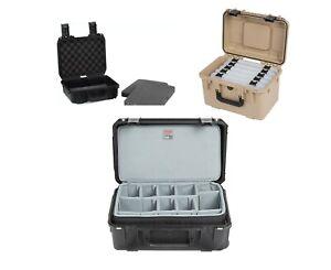 SKB i-Series 100% Waterproof Dustproof Hard Utility Cases Large Medium Small