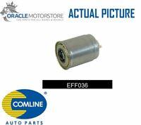 NEW COMLINE ENGINE FUEL FILTER GENUINE OE QUALITY EFF036