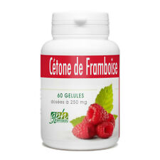 Cétone de Framboise - 250mg - 60 gélules