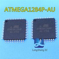 2pcs ATMEGA1284P-AU TQFP-44 Microcontrollers (MCU) new