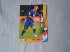 Carte panini - Euro 2008 - Autriche Suisse - N°193 - Mladen Petric - Croatie