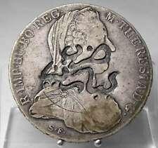 "RRR!!  Maria Theresia Taler 1780, Gegenstempel: ""Marocco"", Silber, countermark"