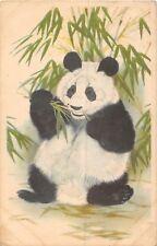 POSTCARD     GIANT  PANDA
