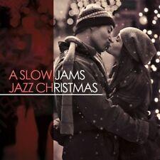 VARIOS - A SLOW JAMS Jazz Navidad NUEVO CD