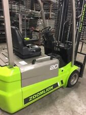 New Forklift Electric 4000 Lb Capacity