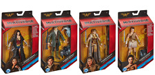 DC Multiverse Wonder Woman Movie 6-Inch SET OF 4 ActionFigures new! IN STOCK!