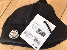 Moncler Wool Military Cold Weather Cadet Hat Women's Size Large