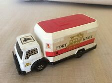 MODELLINO FURGONE BLINDATO SECURITY TRUCK K19 FORT KNOX MATCHBOX SUPER KINGS '78
