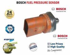 BOSCH FUEL PRESSURE SENSOR for AUDI A1 Sportback 1.4 TFSI 2011-2015