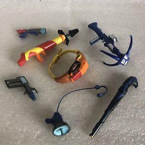 Action Figure Weapons Bundle Lot - Batman?