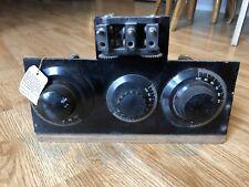 Vintage Antenna Tuner ?
