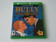Bully - Scholarship Edition - 2017 Xbox 360 / Xbox One - Excellent Condition