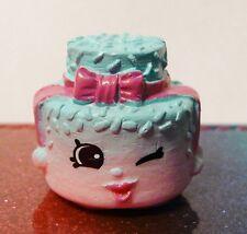 Shopkins Season 5 #83 SPRINKLE LEE CAKE Pink Mint OOP