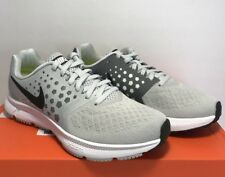 Nike Womens Size 6.5 Zoom Span Cool Grey Black Athletic Running Training Shoes