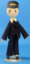 Lionel Trains Conductor Doll with Stand #doll1U