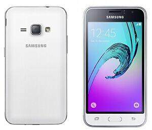 Samsung Galaxy J1 2016 SM-J120 (4G/LTE, Quad-Core) - White
