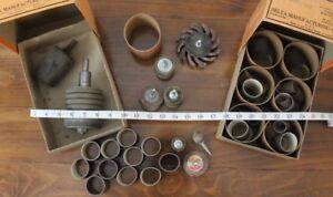 Vintage    DELTA    woodworking    Drums  barrels
