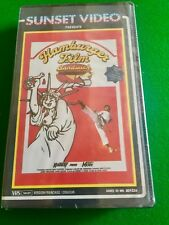 Rare VHS Hamburger Film Sandwitch de John Landis