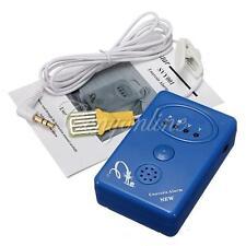 Blue Adult Baby Kid Bedwetting Enuresis Urine Bed Wetting Diaper Alarm Sensor