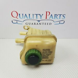 AUDI Q7 MK1 4L 2005 2009 POWER STEERING FLUID TANK BOTTLE RESERVOIR 7L6422371C