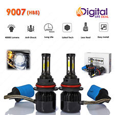 9007 HB5 LED Headlight Bulb High Low Beam Conversion Kit for Dodge Grand Caravan