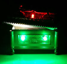 Indiana Jones Pinball Machine Lighted Ark Mod