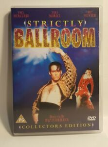 Strictly Ballroom (1992) DVD Collector's Edition, Paul Mercurio, UK R2 DVD.