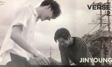 GOT7 JJ PROJECT Official Poster  B&W VER. [KpopStoreinUSA]