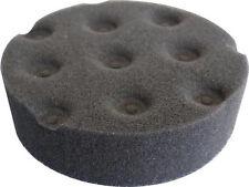Lake Country CCS Black Foam Polishing Pad - 3 inch 7872300