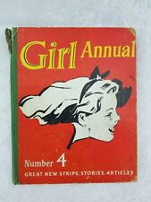 1956 Girl Annual Number 4