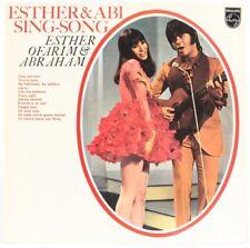Esther Ofarim & Abraham, Esther & Abi Sing-Song  Vinyl Record/L