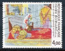 stamp / TIMBRE FRANCE OBLITERE N° 2301  TABLEAUX / PIERRE BONNARD