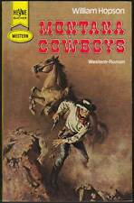 Heyne-Western Band Nr. 2262: Montana-Cowboys (1971, William Hopson) Z 1-2+