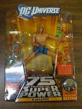 DC Universe 75th Walmart EX Kamandi Figure NEW