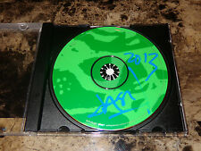 Jason Newsted Rare Signed Advance Promo Echobrain CD Heavy Metal Metallica COA