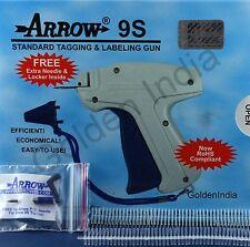 Arrow Price Tag Gun Extra Needle 1000 2 White Barbs Clothing Tagging Attacher