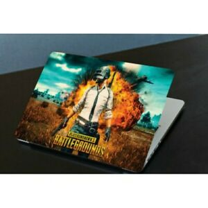 PUBG 4K Resolution Gaming Designs For Laptop Skin Sticker Cover For 15.6 Screen