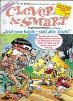 Clever & Smart Nr.119 von 1993 - TOP Z0-1 ERSTAUFLAGE COMIC-ALBUM Conpart