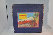 Hornby M1 40010 Train Clock work M O Personentrein made in England by Meccano