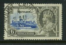 Royalty George V (1910-1936) Ceylon Stamps