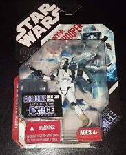 STAR WARS IMPERIAL JUMP TROOPER FORCE UNLEASHED #10 ACTION FIGURE RARE 30TH ANNI