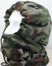 Camouflage Fleece Winter Hats for Men