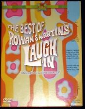 The Best of Rowan & Martin's Laugh-In (3 DVD) Goldie Hawn SOCK IT TO ME Sexy60s