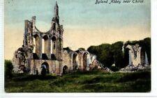 (Le5304-477) Byland Abbey, Nr Thirsk  Unused G-VG
