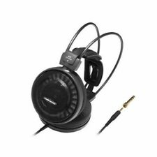 Audio Technica Audiophile Dynamic Series 53mm  Wired Open-Air Headphones, Black